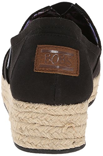 Skechers Highlights-Amaze, Chaussures Femme Black Canvas