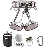 Petzl Kit Corax 1Kit arrampicata
