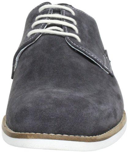 Salamander Bologna, Chaussures à lacets hommes Gris (25 Dark Grey)