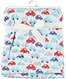 Hudson Baby Drive the Car Blanket - blue...