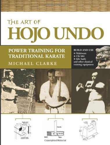 The Art of Hojo Undo: Power Training for Traditional Karate by Michael Clarke (2009-09-16)