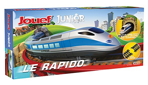 Jouef- Coffret de Train Junior Le Rapido, HJ1501