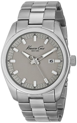 Kenneth Cole Bracelet Collection Warm Grey Dial Men's Watch #KC9332