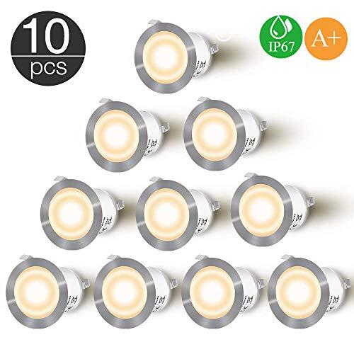 Foco LED empotrable - CroLED 10 LED empotrable 0,6 W Foco de...