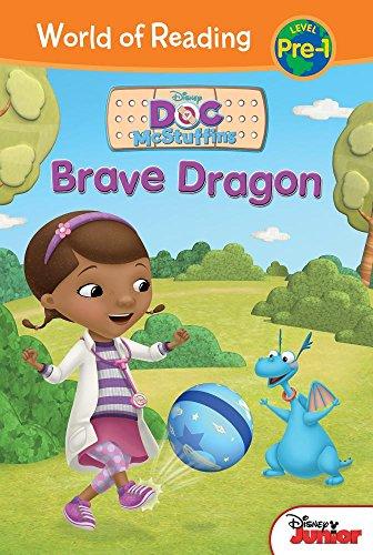 Brave Dragon (Doc McStuffins: World of Reading, - Doc Reader Mcstuffins Easy