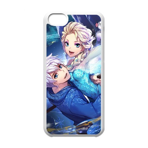 LP-LG Phone Case Of Frozen For Iphone 5C [Pattern-6] Pattern-5