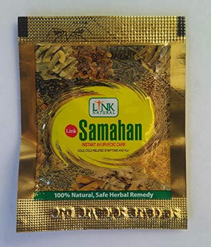 Samahan Ayurvedischer Ceylon Kräutertee, 25 Beutel