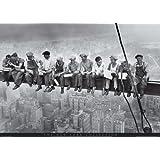 GB eye Ltd, New York, Men on Girder, Maxi Poster, (61x91.5cm) FP0432