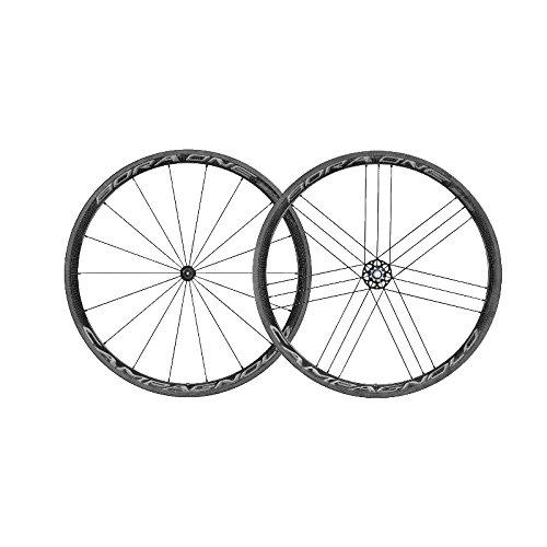 Campagnolo 641505 Juego de ruedas Bora, 35, tubular, Shimano, Multicolor, M