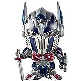 Herocross Transformers The Last Knight Super Deformed Vinyl Figure Optimus Prime 10 cm
