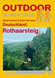 Deutschland: Rothaarsteig (OutdoorHandbuch)