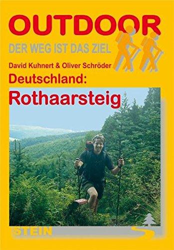 Deutschland: Rothaarsteig (Der Weg ist das Ziel)