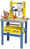 Vilac - Gran banco carpintero cajón / caja herramientas (2131)