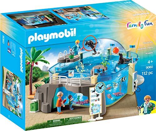 PLAYMOBIL- Acuario, única 9060