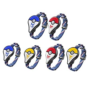 Chidjon for Pokemon GO Plus Bluetooth Bracelet Neutra for Nintendo Interactive Toys