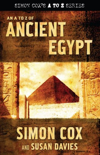 An A to Z of Ancient Egypt (Simon Coxs a to Z) by Simon Cox (2006-07-06)