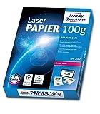 Avery Zweckform 2562 Laserpapier Colour Laser Druckerpapier 500 Blatt