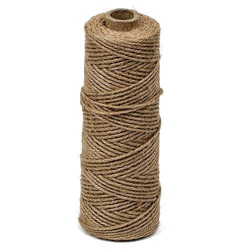 328-pies-2-mm-Natural-Yute-Twine-cordel-cuerda-de-camo-cordel-de-regalo-artes-manualidades-DIY-Durable-cadena
