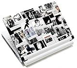 MySleeveDesign - Skin Pegatina decorativa adhesivo protector para la tapa de ordenadores portátiles 10,2' / 11,6' - 12,1' / 13,3' / 14' / 15,6' - VARIOS DISEÑOS Y COLORES - Photos