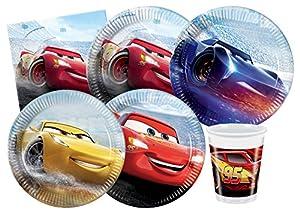Ciao-Cars Kit Party Tabla, multicolor, L (24Personas), y4623