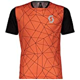 Scott Trail 10 Junior Kinder Fahrrad Trikot kurz orange 2019: Größe: XL (164)