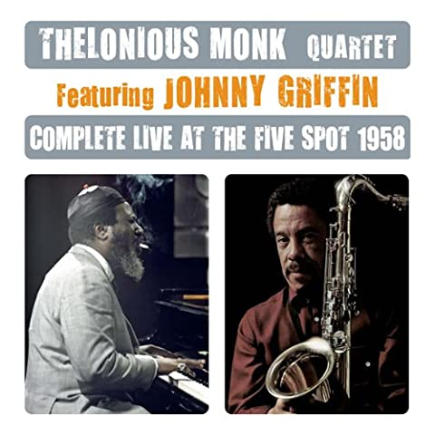 Complete Live At The Five Spot (1958)