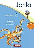 Jo-Jo Sprachbuch - Aktuelle allgemeine Ausgabe: 2. Schuljahr - Arbeitsheft in Grundschrift