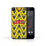 Phone Case / Cover for HTC Desire 825 / Arsenal 1991 Away
