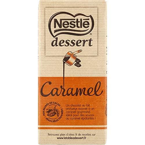 Nestlé - Chocolat Au Lait Au Caramel - 170G - Lot De 5 - Livraison Rapide en France - Prix Par Lot