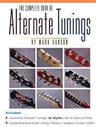 The Complete Book Of Alternate Tunings Gtr
