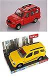 #6: Playking Combo of Mahinda Scorpio & XUV 500 - Pull Back Action, Color May Vary