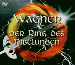 Wagner: Der Ring Des Nibelungen Complete (inc Librettos)