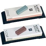 Kasumi set de 2 pierres à aiguiser K11 + K12 - #240/1000 et #3000/8000