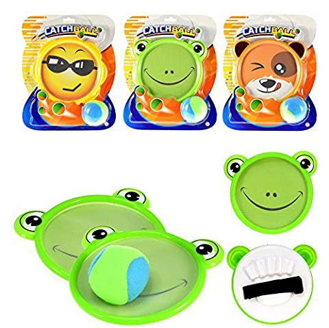 Catch Ball Game Set For Kids Toddlers Best Outdoor Garden Games