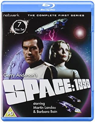 Space 1999 - The Complete First Series [Blu-ray]