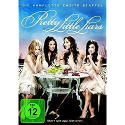 Pretty Little Liars - Die komplette zweite Staffel [6 DVDs]