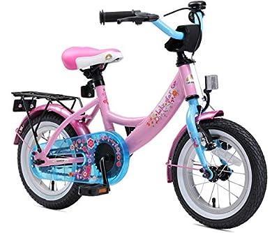 BIKESTAR Kinderfahrrad für Mädchen ab 3-4 Jahre   12 Zoll Kinderrad Classic   Fahrrad für Kinder