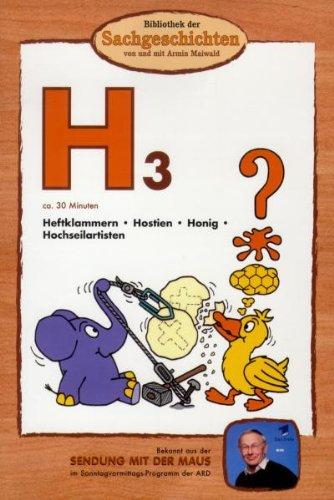 Bibliothek der Sachgeschichten - (H3) Hostien, Honig, Heftklammern