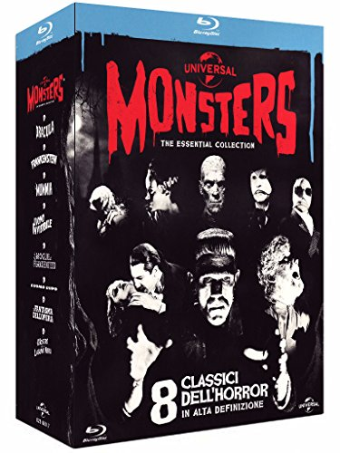 Hamilton Crane (Universal monsters - The essential collection (+libro) [Blu-ray] [IT Import])