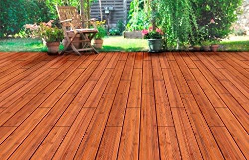 Bambus Dielen (Bambus-Terrassendiele Top Deck S-Line 1100x140x20 mm Coffee (1))