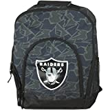 Forever Collectibles Oakland Raiders Camouflage Backpack Bag Rucksack Tasche