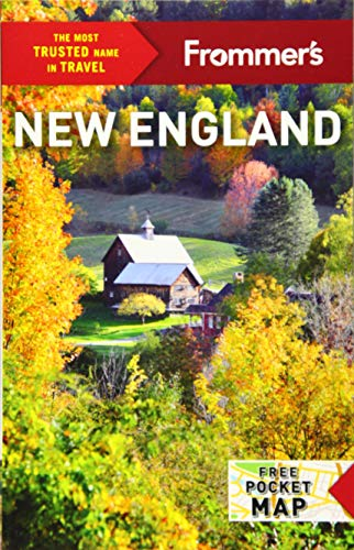 Frommer's New England (Frommer's Complete Guide) - Barbara Rogers