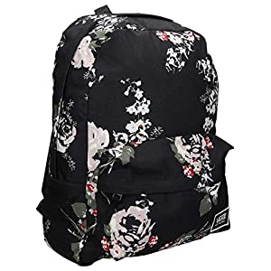 51%2BwCZYTNfL. SS300  - Mochila Vans Realm Classic Backpack Chambray Floral
