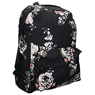 51%2BwCZYTNfL. SS324  - Mochila Vans Realm Classic Backpack Chambray Floral