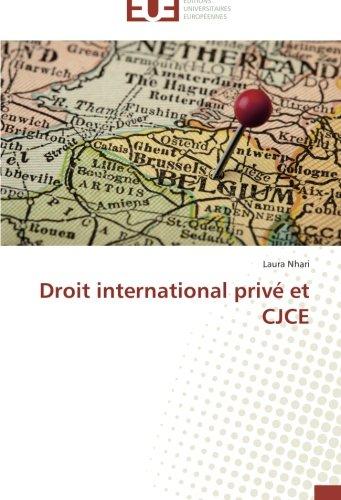 Droit international privé et cjce