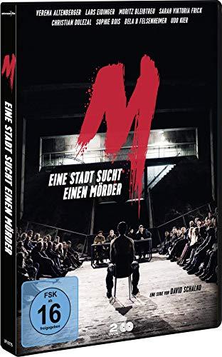 M - Eine Stadt sucht einen Mörder [2 DVDs]
