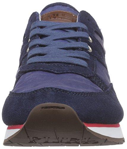 Napapijri Trail, Baskets Basses homme Bleu - Blau (space blue N61)