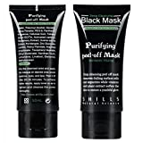 #4: Generic Shills Black mask Tearing style Deep Purifying peel-off face mask Acne remover blackheads-eliminating black masks 50g