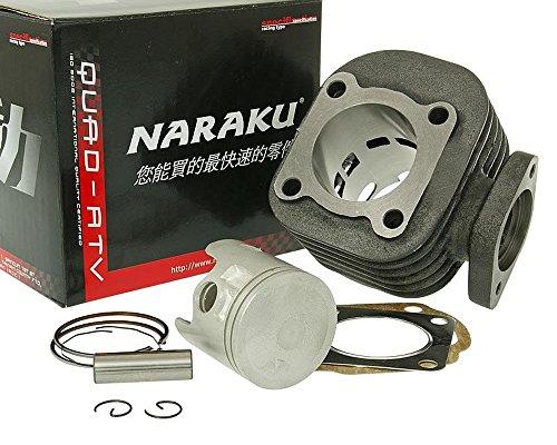 Zylinderkit 70ccm NARAKU V.2 Sport für KYMCO Agility 50cc, RS, Filly, Grand Dink, Like, People