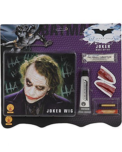 Joker Komplett Set (Der Joker Make Up Kit)